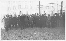 5204) ROMA 28/10/1931 INAUGURAZIONE DEL MANEGGIO AI PARIOLI.