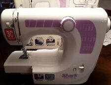 Project Runway Shark Euro-Pro Sewing Machine Model 412