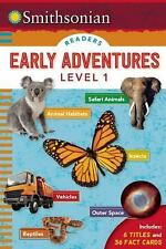 Smithsonian Readers: Early Adventures, Level 1 by Ruth Strother, Kaitlyn...