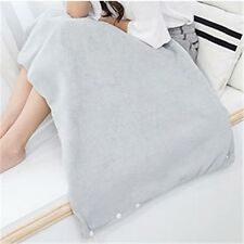 Winter Electric Warming Heating Multifunction USB Soft Heated Shawl Blanket Pad