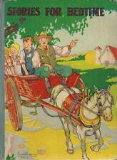 Stories for Bedtime    Vintage Children's Book