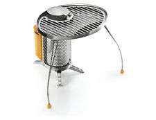 BioLite Portable Grill - Attachment Barbecue Stainless Steel