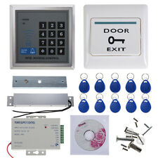 Electric Magnetic Door Lock Access Control 620 LBS Kit ID Card Password System