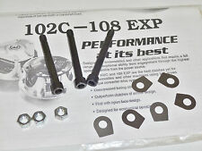"Comet Clutch Pivot Bolts and Nut Kit 102C 108C Drive Clutch 1/4"" Pins"