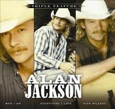 Alan Jackson, Triple Feature, Excellent