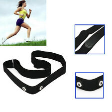 Adjust Elastic Chest Belt Strap for Garmin Wahoo Polar Sport Heart Rate Monitor