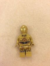 LEGO 75059 Star Wars C-3PO Decorated Legs Minifigure NEW