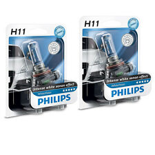 PHILIPS h11 12v 55w pgj19-2 whitevision XENON EFFECT 3600k 2 ST 12362 whvb 1 + + TOP