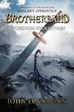 Scorpion Mountain -The Brotherband Chronicles, John Flanagan Ranger's Apprentice