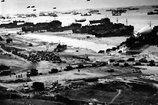 New 5x7 World War II Photo: D-Day Landing at Normandy, Operation Overlord