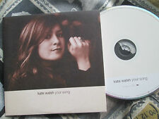 Kate Walsh – Your Song - Blueberry Pie UK Promo CD Single