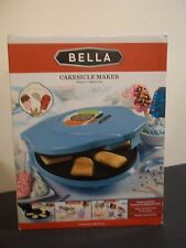 Bella Cakesicle Maker Cake on a Stick treats series makes 5 New in Box