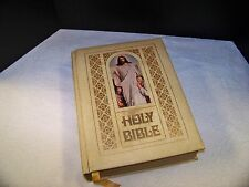 HOLY BIBLE New Clarified Reference Study Edition KJV Leather 1969