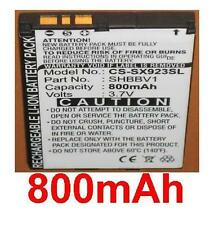 Battery 800mAh type SHBBV1 For Sharp 923SH, Sharp 9020C