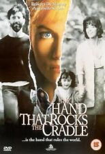 THE HAND THAT ROCKS THE CRADLE DVD New and Sealed Original UK Release R2