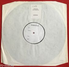 "QUEEN -Invisible Man- Rare French 12"" Test Pressing Echantillon (Vinyl Record)"