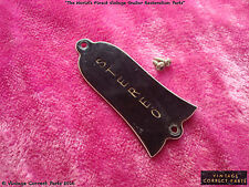 Vintage 1965 Gibson Stereo Truss Rod Cover ES-345 ES-355 1966 1967 VARITONE WOW!