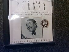 Joe Turner : Live: Shake, Rattle & Roll CD