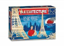 Matchitecture 6611 - Eiffel Tower Matchstick Model Kit - Tracked 48 Post