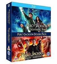 Percy Jackson And The Lightning Theif / Percy Jackson: Sea Of Monsters - Double