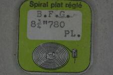 Hairspring balance BFG 780 PL Spirale bilanciere