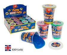FUNNY NOISE PUTTY Tub Noisy Farting Rude Pratical Joke Christmas Gift Toy 543040