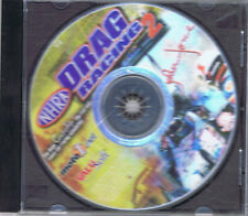 NHRA Drag Racing 2 (PC, 2002, ValuSoft)