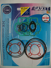 NEW GILERA DNA 50 GSM RUNNER PURE JET FULL COMPLET GASKET SET ALL YEARS & MODELS