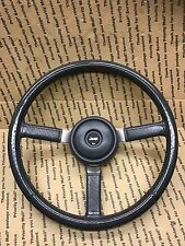 1987-1994 Jeep XJ Cherokee Wagoneer Comanche YJ Wrangler leather steering wheel