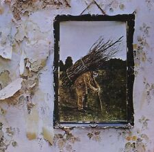 LED ZEPPELIN - LED ZEPPELIN IV: REMASTERED CD ALBUM (October 27th, 2014)
