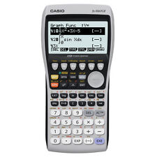 Casio FX-9860GII Graphing Calculator - 8 Line(s) - 21 Character(s) - LCD