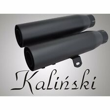 KALINSKI Exhaust Silencer Harley Davidson VRSCDX Night Rod Special 2007-2014