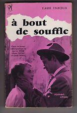 Nouvelle Vague Jean-Luc Godard A BOUT DE SOUFFLE photos
