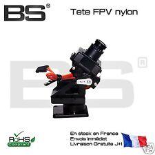 Tete FPV nylon FPV head support camera drone Arduino PI FR Pro exp j+0 00235
