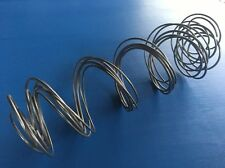 Lot of 10 vintage hourglass bed springs - Pinterest, Wedding, Craft, Steampunk