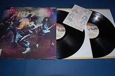 KISS - ALIVE! Album Doppio Contiene Tatuaggio CASABLANCA RECORDS 1975