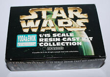 Kaiyoda Japan 1/15 Scale Resin Cast Kit Collection Yoda & Ewok Mode Kit Unused