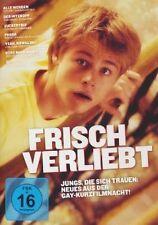 DVD FRISCH VERLIEBT  Gay-Film