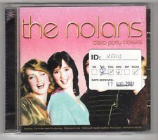 (GY814) The Nolans, Disco Party Classics - 2001 CD