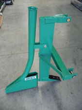 HAYES TRACTOR SINGLE TINE RIPPER WITH 65MM PIPE LAYER - 3 POINT LINKAGE (3PL)