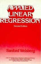 Applied Linear Regression (Wiley Series in Probability and Statistics)-ExLibrary