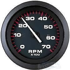 new Marine Amega 7000 RPM Tachometer Replaces Sierra 58255P
