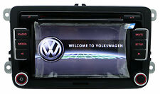 Volkswagen RCD510 Radio 6 Disc CD MP3 Player Golf Passat Tiguan Polo Jetta