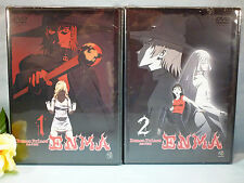Demon Prince Enma Complete Collection Vol 1, Vol 2 plus Clear Bailey box