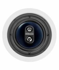 Polk Audio rc6s In-Ceiling singolo altoparlante stereo Bianco 100w Altoparlante 24hr P + P