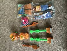 McDonald's Treasure Planet B.e.n Robot  Happy Meal Toys