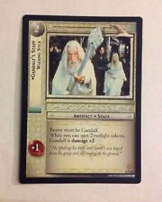 The Lord of the Rings TCG - Gandalf's Staff Walking Stick x1 LOTR Promo 0P38 CCG