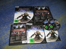 Star Wars - The Force Unleashed - Ultimate Sith Edition PC  mit Handbuch  BOX