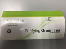 BMW Purifying Green Tea Natural Air Car Freshener Refill 3 sticks 83122298517