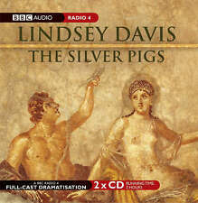 NEW Sealed Falco The Silver Pigs Lindsey Davis BBC 2 CD Audio book dramatisation